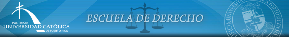 Escuela de Derecho Logo