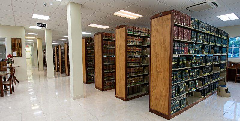 Área de Referencia, Reserva y Circulación en la biblioteca