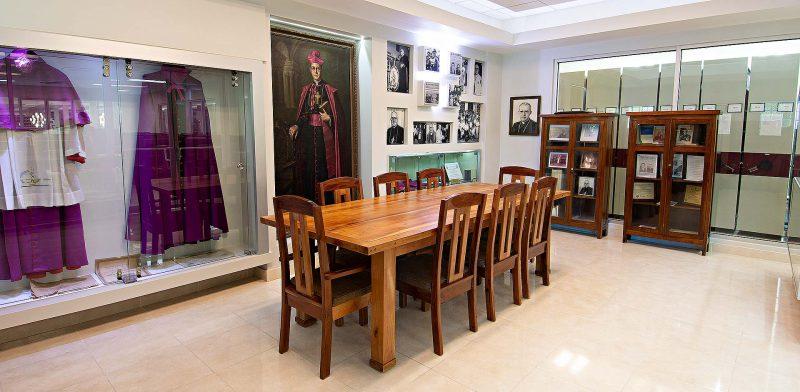 Sala Museo Monseñor Fremiot Torres Oliver