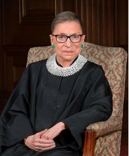 Jueza Asociada Ruth Bader Ginsburg